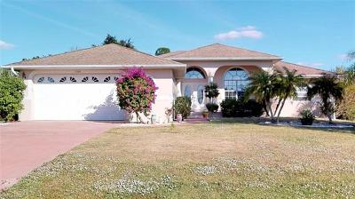 Punta Gorda Single Family Home For Sale: 17068 Cape Horn Blvd