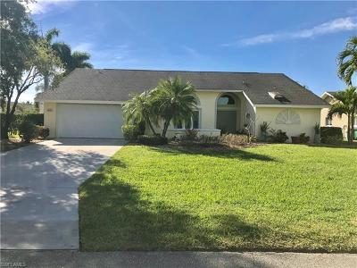 Cape Coral, Matlacha Single Family Home For Sale: 1208 SW 50th St