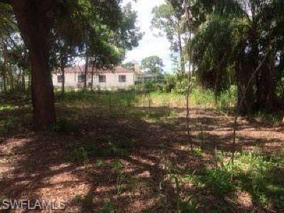 Bonita Springs Residential Lots & Land For Sale: 4411 Pine Lake Rd