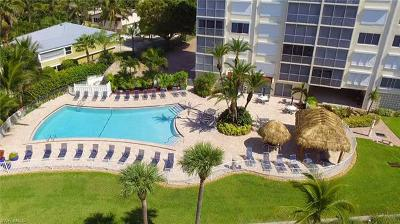 Fort Myers Beach Condo/Townhouse For Sale: 7930 Estero Blvd #107