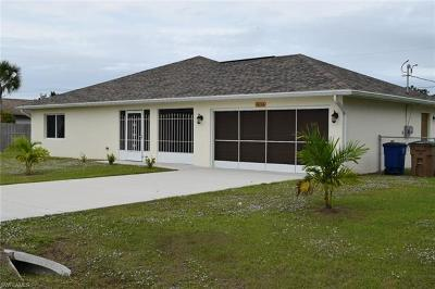 Lehigh Acres Single Family Home For Sale: 1634 Country Club Pky