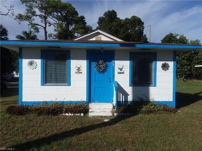 Collier County, Charlotte County, Lee County Single Family Home For Sale: 28 Evergreen Rd