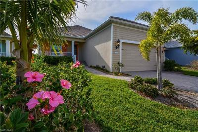 Fort Myers Single Family Home For Sale: 17820 Little Torch Key