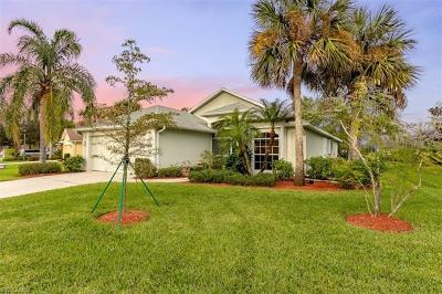 North Fort Myers Single Family Home For Sale: 13304 Queen Palm Run