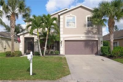 Fort Myers Single Family Home For Sale: 13273 Hampton Park Ct