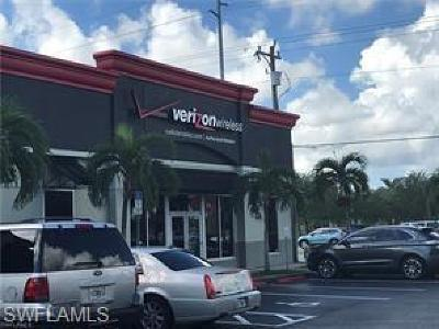 Cape Coral Commercial For Sale: 2517 Santa Barbara Blvd #10-11