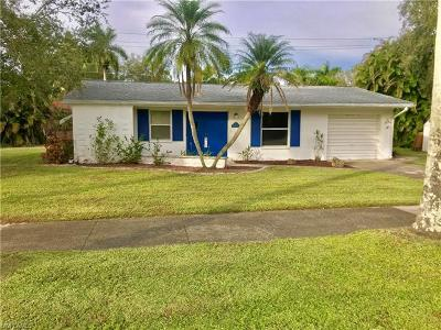 Single Family Home For Sale: 1433 Paloma Dr