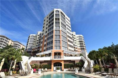 Shores, The Paramount, The Shores Condo/Townhouse For Sale: 14270 Royal Harbour Ct #423