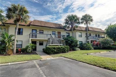 Fort Myers Condo/Townhouse For Sale: 9301 Central Park Dr #204