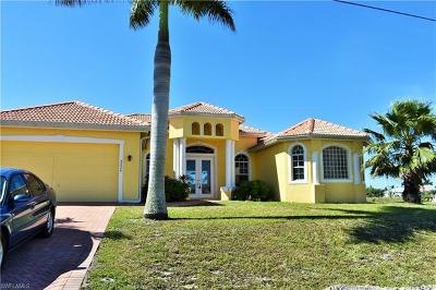 Cape Coral Single Family Home For Sale: 3324 NW 2nd Ter