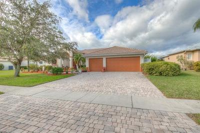 Naples Single Family Home For Sale: 1029 Port Orange Way