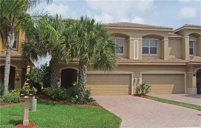 Estero Condo/Townhouse For Sale: 20074 Larino Loop