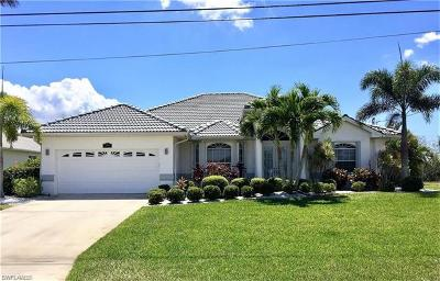 Cape Coral Single Family Home For Sale: 306 SW 47th St