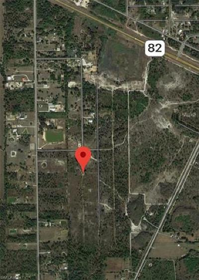Fort Myers Residential Lots & Land For Sale: 12420 Vista Ridge Dr