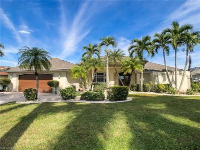 Cape Coral Single Family Home For Sale: 213 SE 6th St