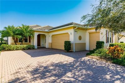 Fort Myers Single Family Home For Sale: 10847 Tiberio Dr