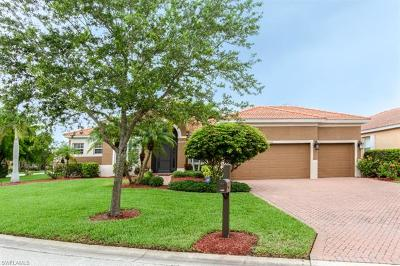 Fort Myers Single Family Home For Sale: 14022 Village Pond Dr