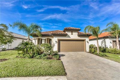 Fort Myers Single Family Home For Sale: 11600 Golden Oak Ter