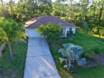Lehigh Acres Single Family Home For Sale: 166 Aurora Ave S