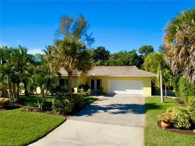 Sanibel Single Family Home For Sale: 1978 Roseate Ln