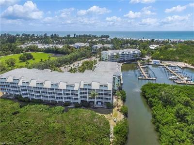 Captiva, Sanibel Condo/Townhouse For Sale: 5118 Bayside Villas #5118