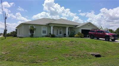 Cape Coral Single Family Home For Sale: 2309 NE 22nd Ave