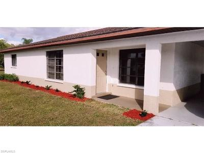 Lehigh Acres Single Family Home For Sale: 518 Michael Ave
