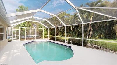 Bonita Springs Single Family Home For Sale: 25701 Inlet Way Ct