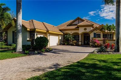 Fort Myers Single Family Home For Sale: 3340 Sanctuary Pt