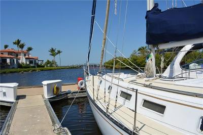 Boat Slip For Sale: 38 Ft. Boat Slip At Gulf Harbour A-6