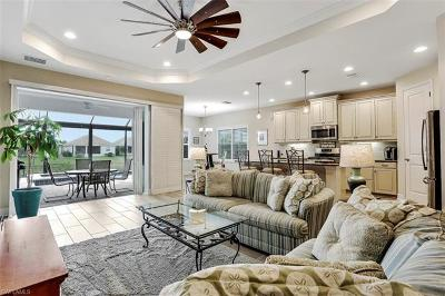 Fort Myers Single Family Home For Sale: 17818 Vaca Ct