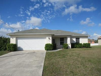 Cape Coral Single Family Home For Sale: 2119 NE 40th Ter