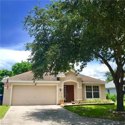 Fort Myers Single Family Home For Sale: 17813 Oakmont Ridge Cir