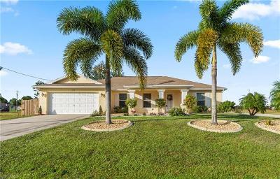 Cape Coral Single Family Home For Sale: 1125 NE 36th Ter