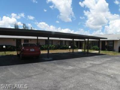 Cape Coral Commercial For Sale: 823-829 Gleason Pky #1-5 each