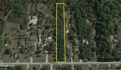 Naples Residential Lots & Land For Sale: 19th Street, SW