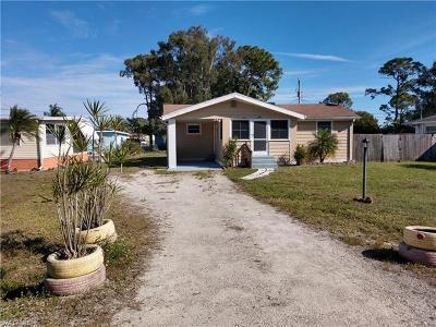 Cape Coral Single Family Home For Sale: 1188 Patterson Rd