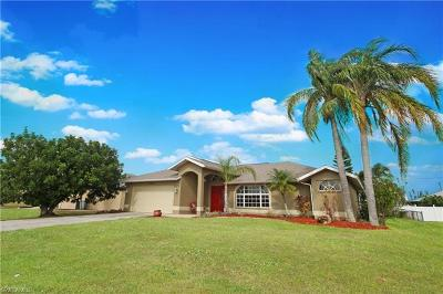 Cape Coral Single Family Home For Sale: 1625 SW 43rd St