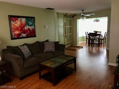Fort Myers Condo/Townhouse For Sale: 1506 Edgewater Cir #5C