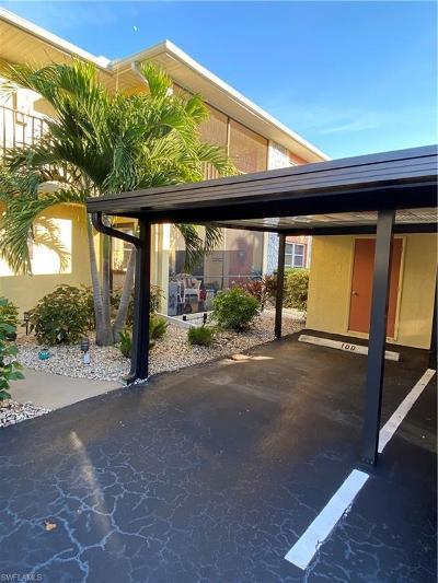 Cape Coral Condo/Townhouse For Sale: 4109 SE 19th Ave #109