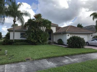 Naples Single Family Home For Sale: 8768 Mustang Island Cir