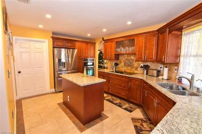 Lehigh Acres Single Family Home For Sale: 3918 5th St W