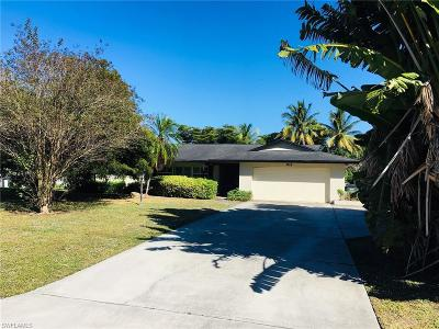 Fort Myers Single Family Home For Sale: 611 Bayside Dr