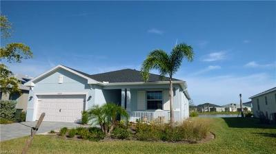 Punta Gorda Single Family Home For Sale: 43224 Treadway Dr