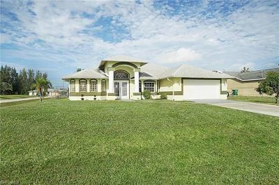 Cape Coral Single Family Home For Sale: 151 SW 29th St