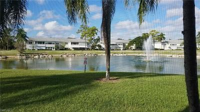 Fort Myers Condo/Townhouse For Sale: 12530 Equestrian Cir #415