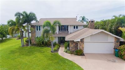 Bonita Springs, Cape Coral, Fort Myers, Fort Myers Beach Single Family Home For Sale: 3012 SE 22nd Pl