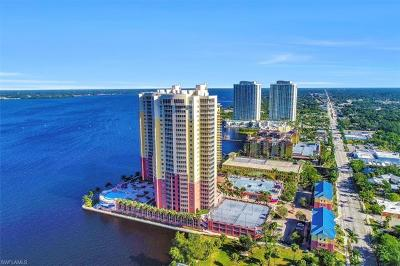 Fort Myers FL Condo/Townhouse For Sale: $339,000