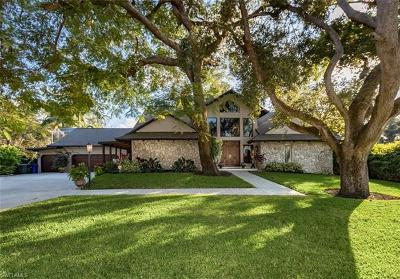 Fort Myers Single Family Home For Sale: 1250 Gasparilla Dr