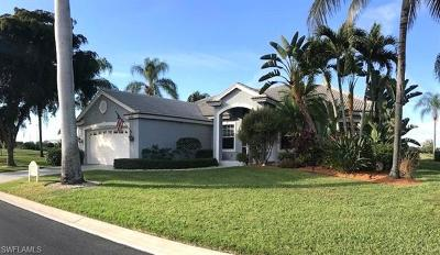Fort Myers Single Family Home For Sale: 16101 Edgemont Dr